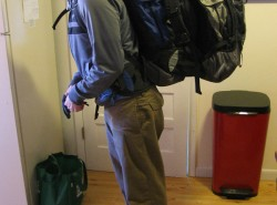 Coach Ben & his pack