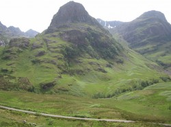 Scottish mountains