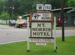 Mt. Morris Motel