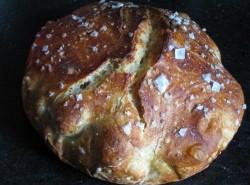 Salt and pepper bread