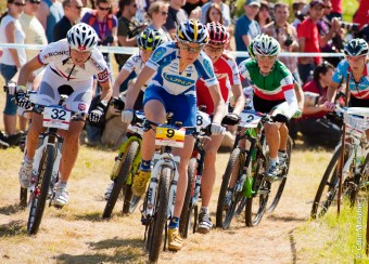 Offenburg WC XC start