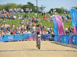 2012 Olympic Test Event, Hadleigh Farm, Essex, UK
