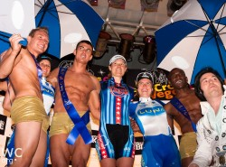 2009 Cross Vegas podium.